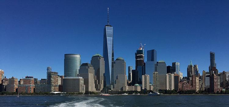 Башня Свободы в Нью Йорке