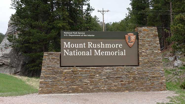 Гора Рашмор