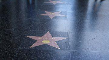 "Голливудская ""Аллея славы"", Лос-Анджелес"