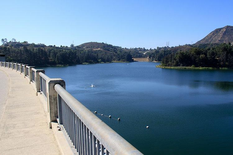 Водохранилище Голливуд