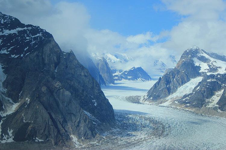 Гора Денали (Мак-Кинли), Аляска