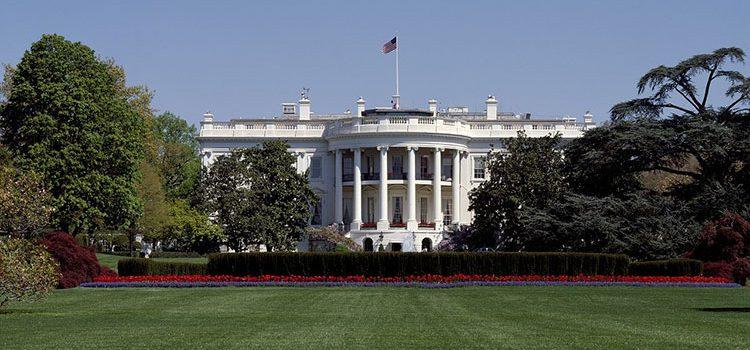 Белый дом президента США