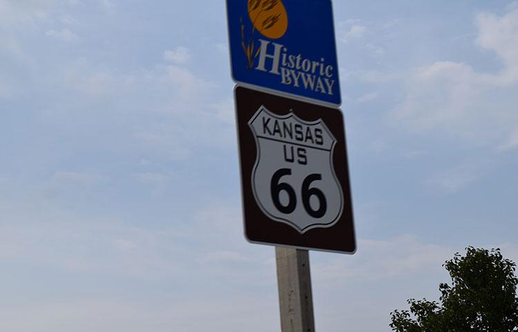 Штат Канзас Шоссе 66