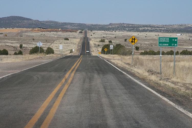 Шоссе 66 Штат Аризона
