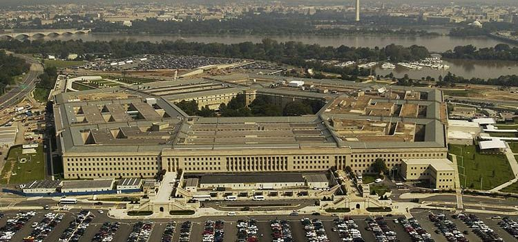 Пентагон в США