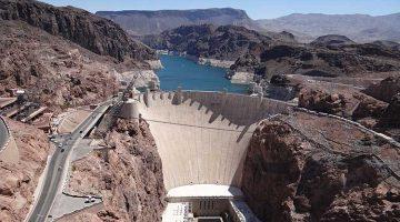 Плотина Гувера, Аризона,Hoover Dam