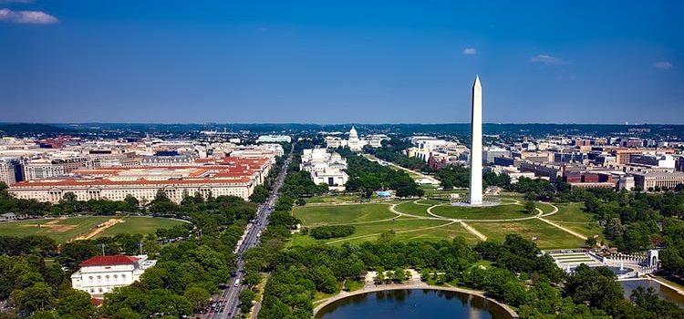 Монумент Вашингтона, Вашингтон