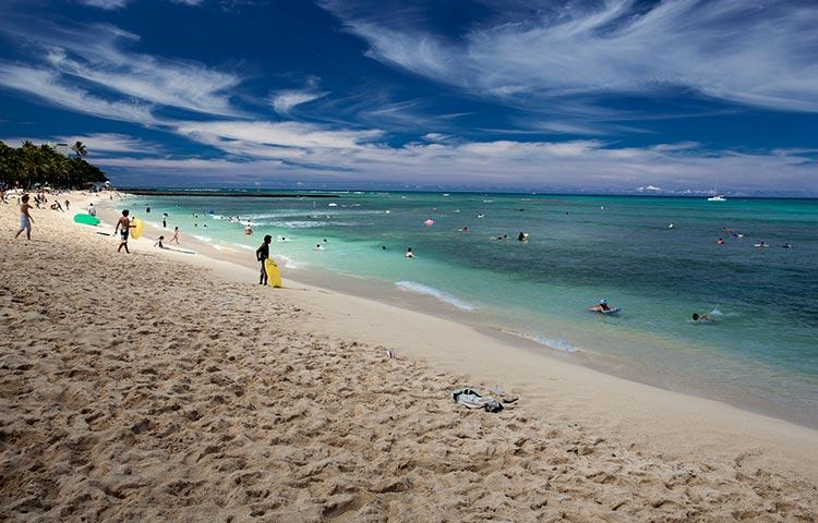 Королевский пляж
