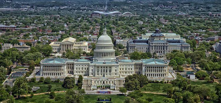 Что такое Капитолий в США