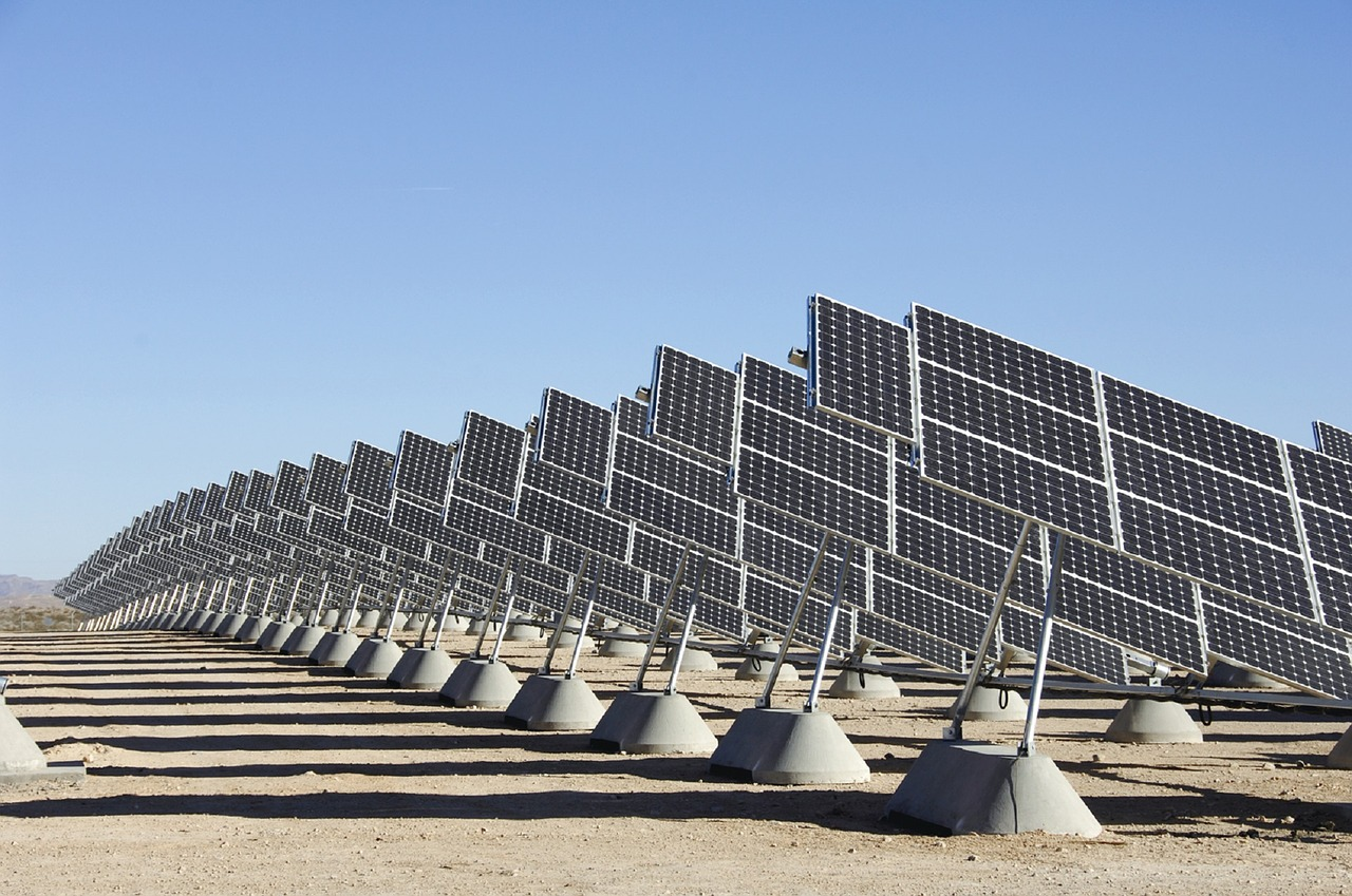 солнечный батареи сша