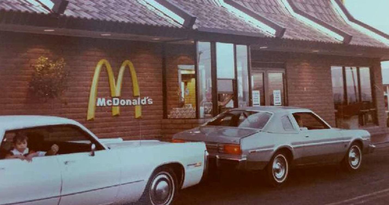 Первое автокафе McDonald's в Аризоне