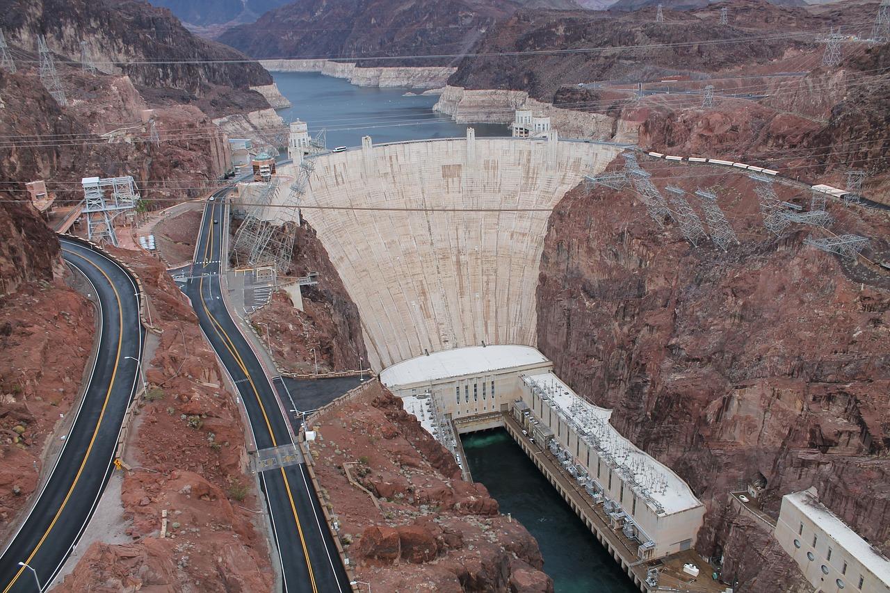 гидроэлектростанция сша
