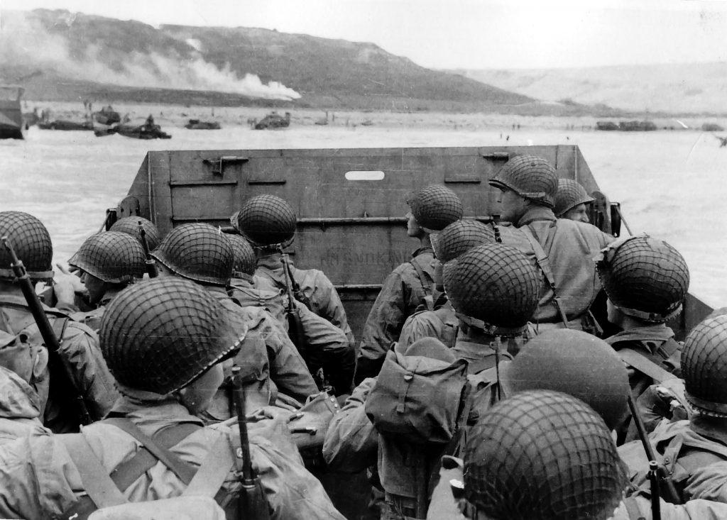 США в период Второй Мировой войны