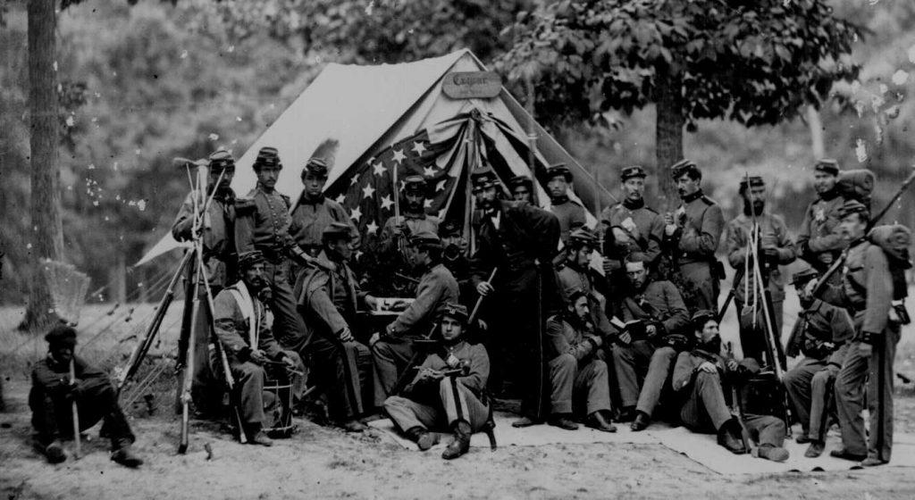 Гражданская война (1861-1865)