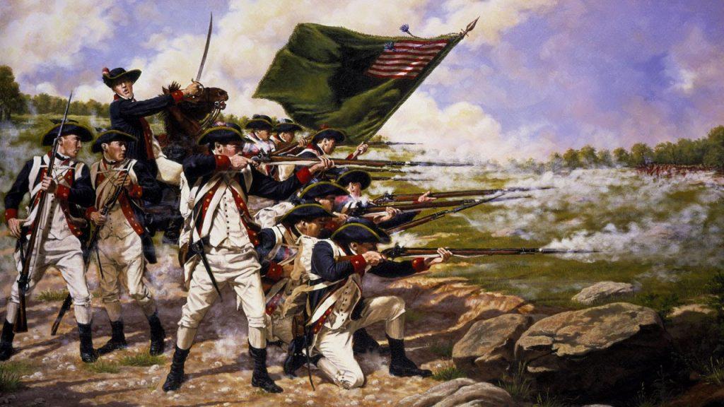 Борьба за независимость (1775-1783)