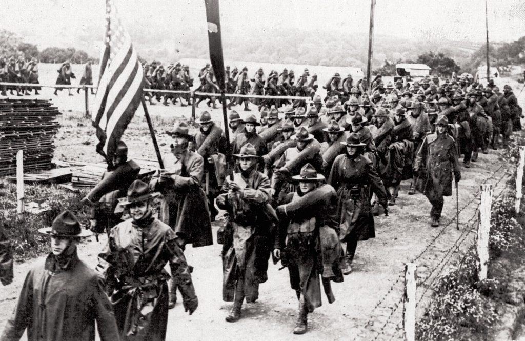 США в период Первой Мировой войны