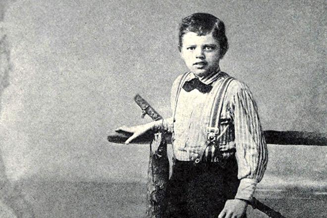 Детство Джона Гриффита