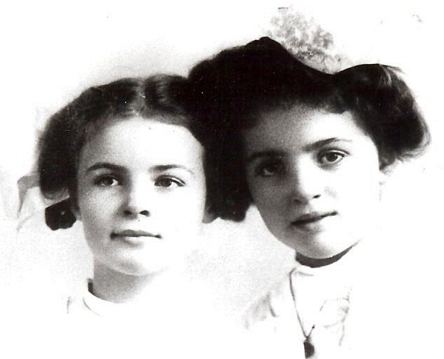 Дочери Джека Лондона: Бесс и Джоан