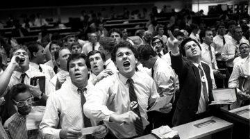 Чёрный понедельник 1987 года